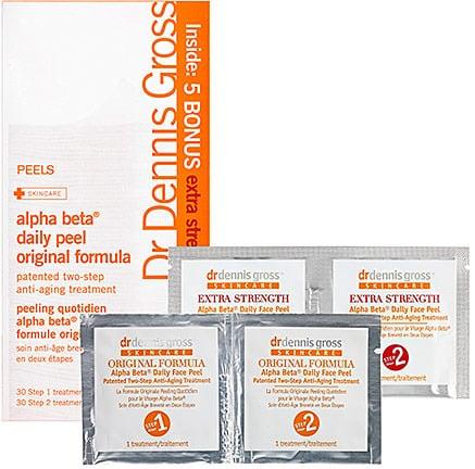 Dr. Dennis Gross Skincare Alpha Beta® Daily Peel Original Formula With 5 Bonus Peels