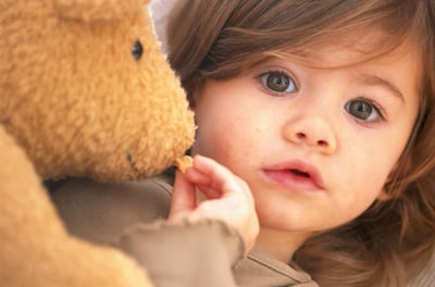 """How a """"Lovey"""" Can Help a Toddler Cope"""