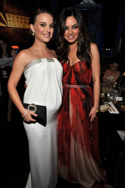 The Black Swan costars together.