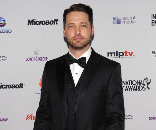 Slide Picture of Jason Priestley at the International Emmy Awards in NYC