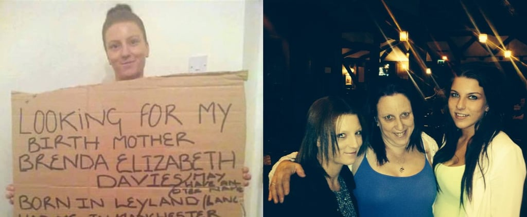 After 20 Years Apart, Facebook Helped This Woman Find Her Mom