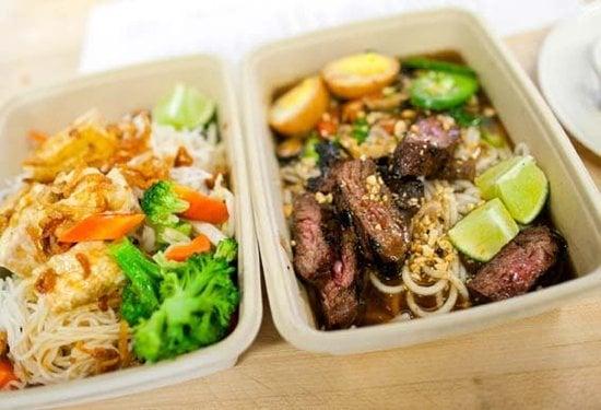 Southeast Asian Fast Food