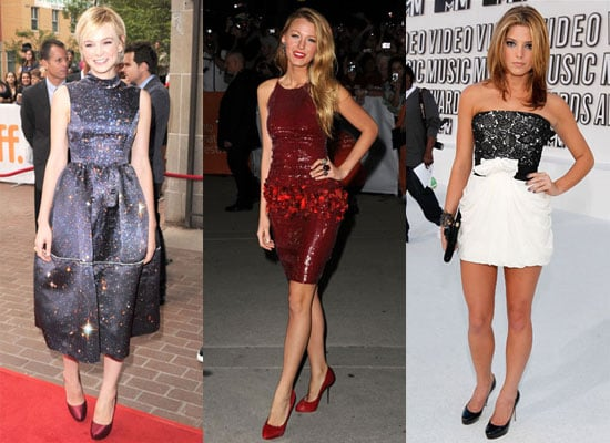 Best Dressed Celebrities at the MTV Video Music Awards, Fashion Week, Toronto Film Festival