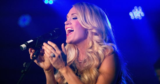 Carrie Underwood Says She Took Dietary Supplements After 'American Idol'