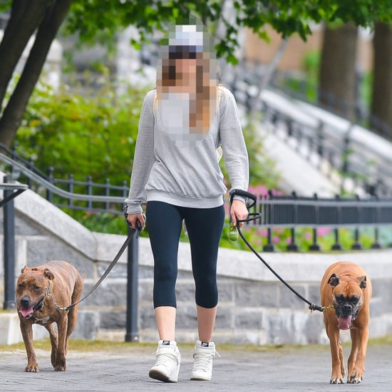 Can You Guess Which A-List Celeb Took Her Dogs For a Walk?