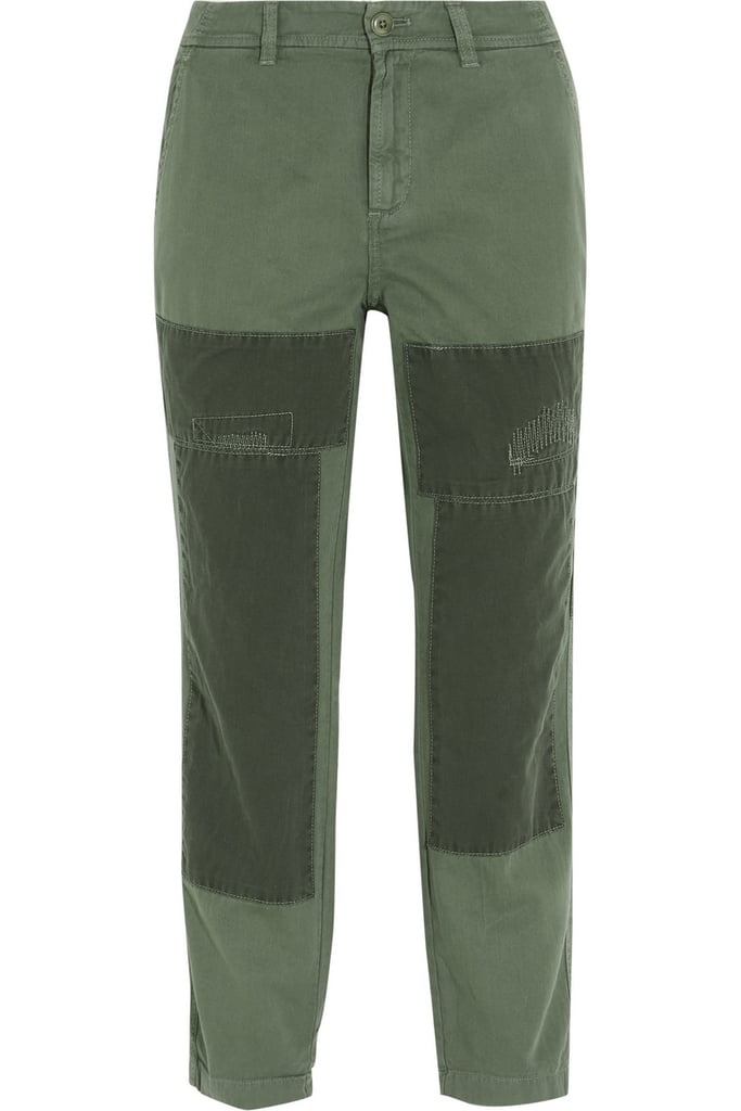 J.Crew Patchwork Trousers ($100)