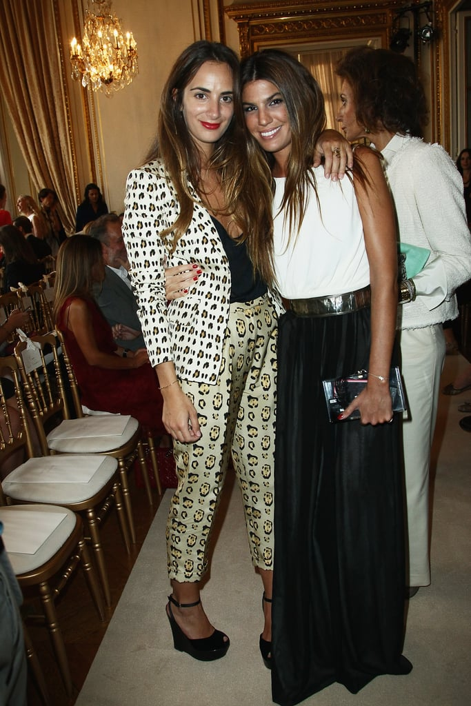 Alexia Niedzelski and Bianca Brandolini