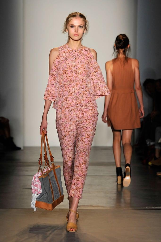 2011 Spring New York Fashion Week: Rachel Comey (DONE)