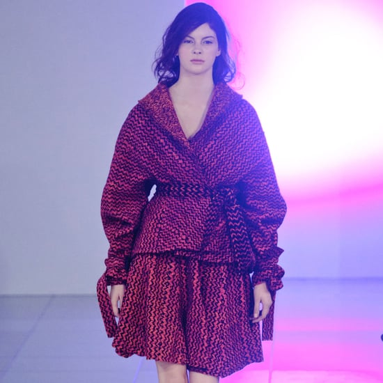Mark Fast Autumn/Winter 2014 at London Fashion Week
