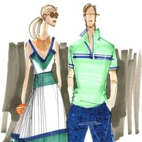 Banana Republic Does Another Designer Collaboration: Milly!