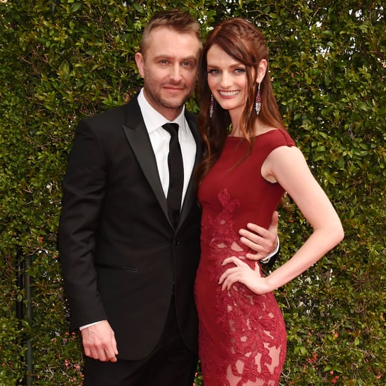 Chris Hardwick and Lydia Hearst's Engagement 2015