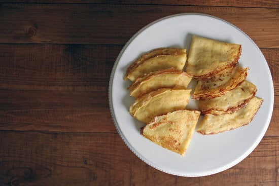 Julia Child's Crepe Recipe