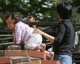 Mommy Dearest: Befriend Parent Just to Get in Preschool?