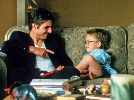 Cute Kid from Jerry Maguire Wishes a Snarky Happy Father's Day to On-Screen 'Dad' Tom Cruise