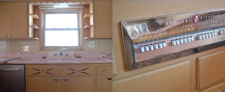 This 1950s Time Capsule Kitchen Will Give You Serious Nostalgia