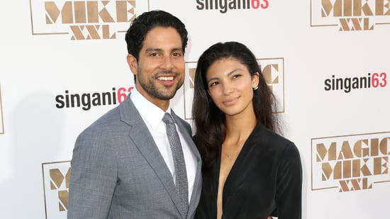 EXCLUSIVE: Adam Rodriguez and Wife Grace Gail Expecting Baby No. 2