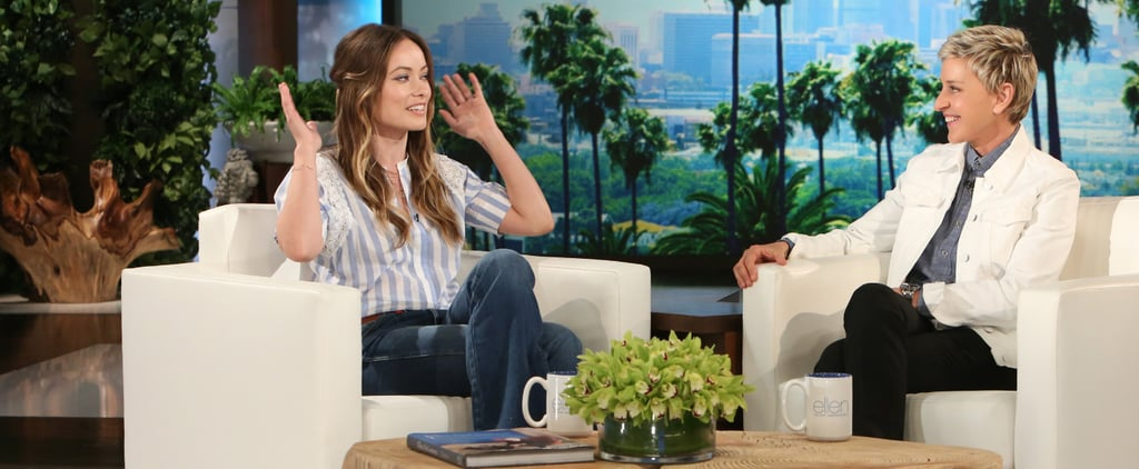 The Hilarious Nickname Olivia Wilde's Son Gave Beyoncé Will Make You LOL