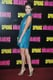 Selena Gomez showed off her pretty blue dress on the red carpet.