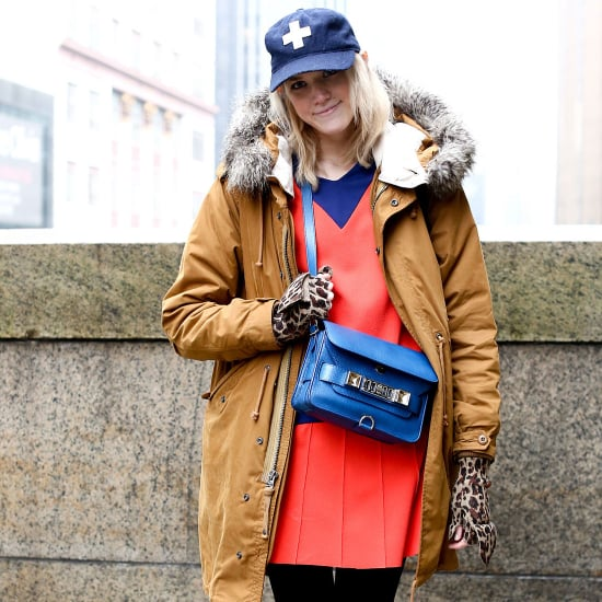 Snow Street Style Pictures