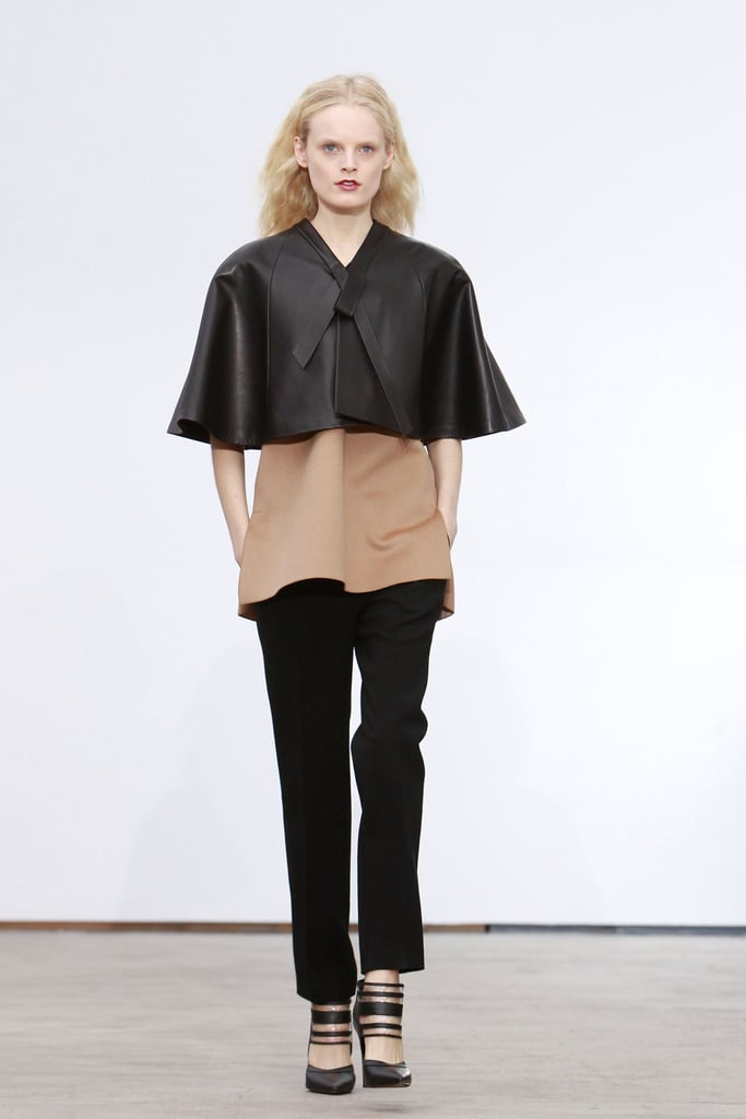 2013 Fall New York Fashion Week: Derek Lam