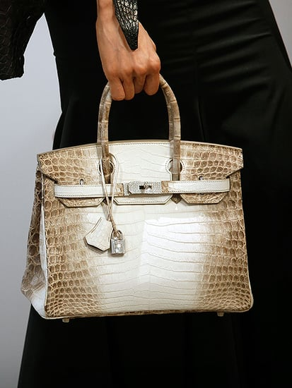 A Birkin Bag Just Sold for More Than $300,000 at Auction, Making It the Most Expensive Handbag - Ever!