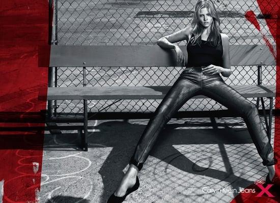 Lara Stone Lands Calvin Klein Exclusive