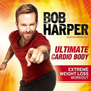 Review of Bob Haper's Ultimate Cardio Body Workout DVD