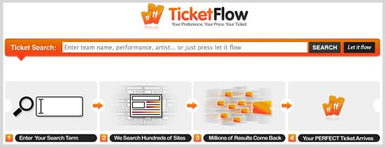 Use TicketFlow to Find Tickets For Events in One Handy Spot
