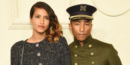 Pharrell Williams And Wife Helen Lasichanh Stun On This Week's Best Beauty List