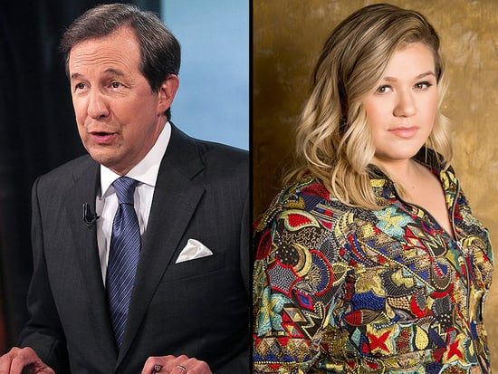 Chris Wallace Apologizes for Comments About Kelly Clarkson's Weight
