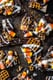 Candy Corn Pretzel Bark
