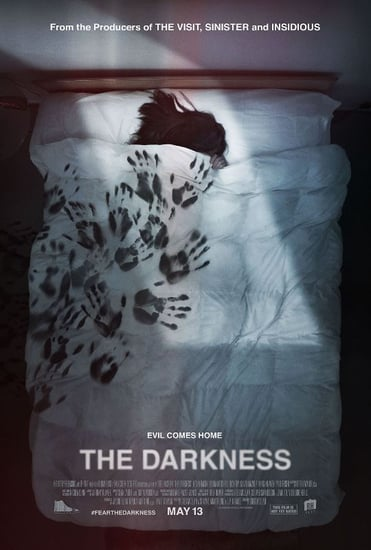 Kevin Bacon in The Darkness movie review