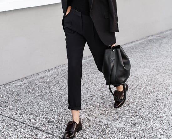 5 All-Black Power Outfits for Your Summer Internship