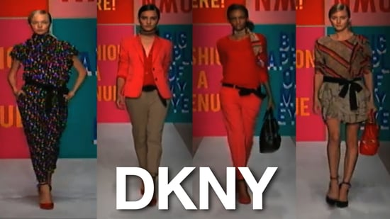 Spring 2011 New York Fashion Week: Donna Karan 2010-09-09 12:44:24