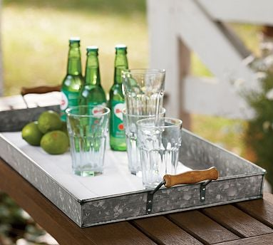 Off to Market: Serving Tray