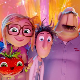 Cloudy With a Chance of Meatballs 2 Wins Box Office