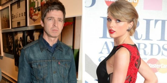 Oasis Singer Noel Gallagher Trashes Taylor Swift