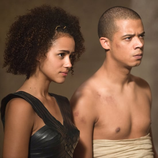 Grey Worm From Game of Thrones Is Raleigh Ritchie