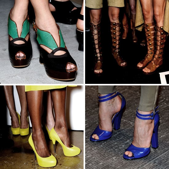 80 Irresistible Shoes From New York Fashion Week