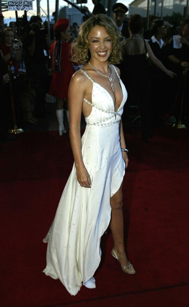 2002: Kylie Minogue