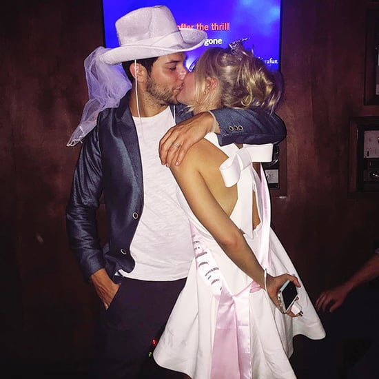 Anna Camp and Skylar Astin's Combined Bachelor-Bachelorette Party Was Aca-dorable