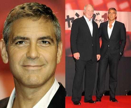 George, Matt, Brad...And A Farm Animal?