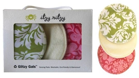 Lil Links: Bamboo Nursing Pads Mama Can Reuse