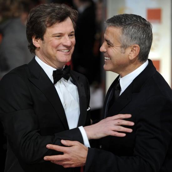 BAFTA 2012 Red Carpet Pictures