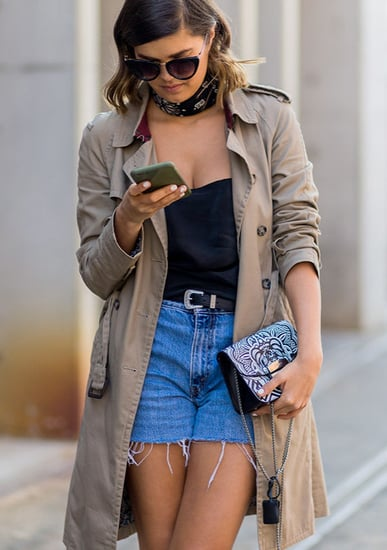 Cool-Girl Jean Shorts That Are Anything But Basic