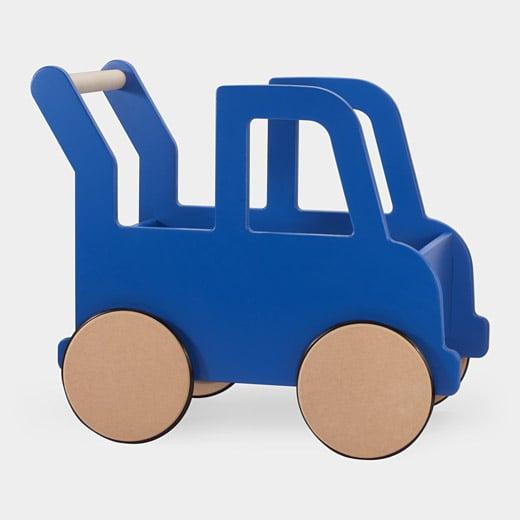 Manny & Simon Truck Push Cart