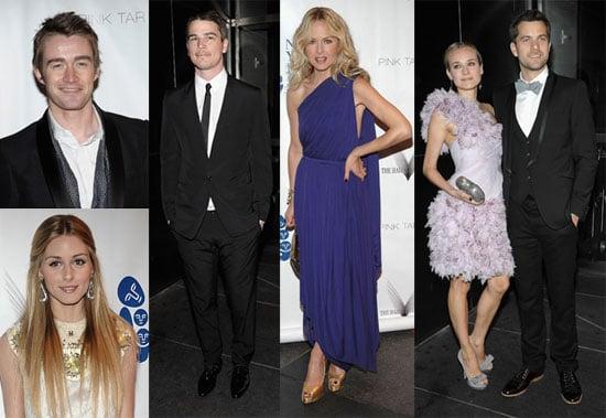 Photos of Joshua Jackson, Diane Kruger, Josh Hartnett, Rachel Zoe, Olivia Palermo, Robert Buckley at New Yorkers For Children