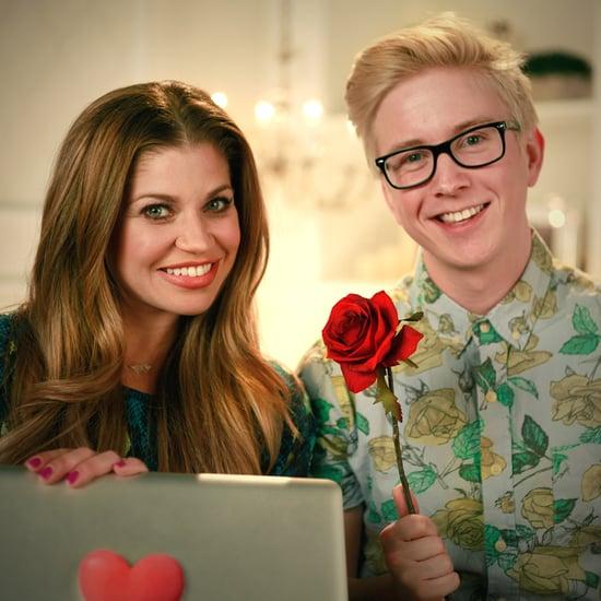 Tyler Oakley and Danielle Fishel Give Love Advice