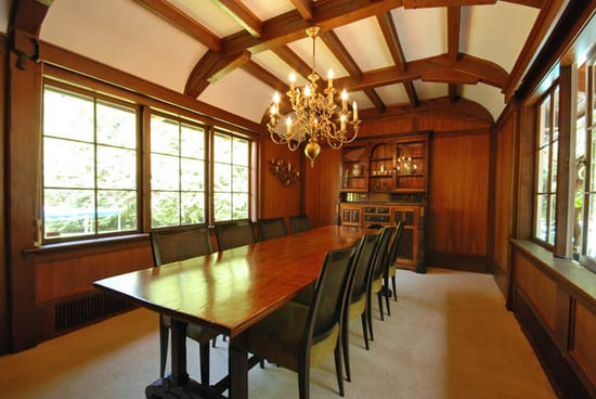 What You're Wanting: A Dashing Dining Room