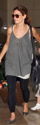 Travel Style: Sandra Bullock